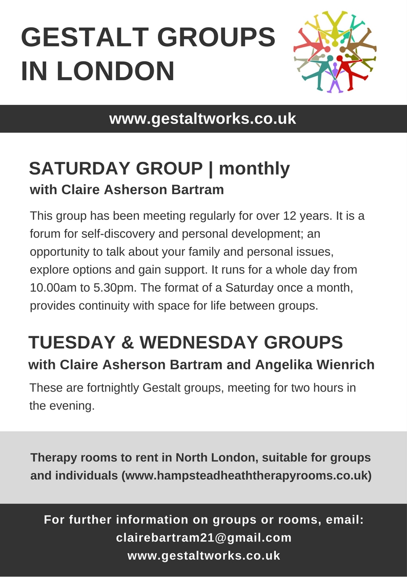 Gestalt Groups in London