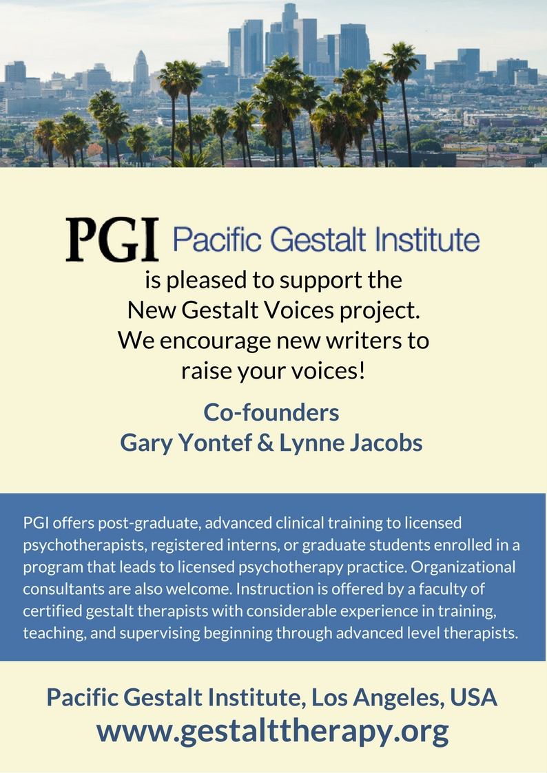 Pacific Gestalt Institute website