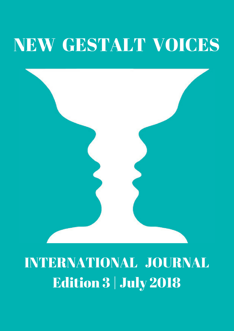 New Gestalt Voices Journal | Edition 3, July 2018
