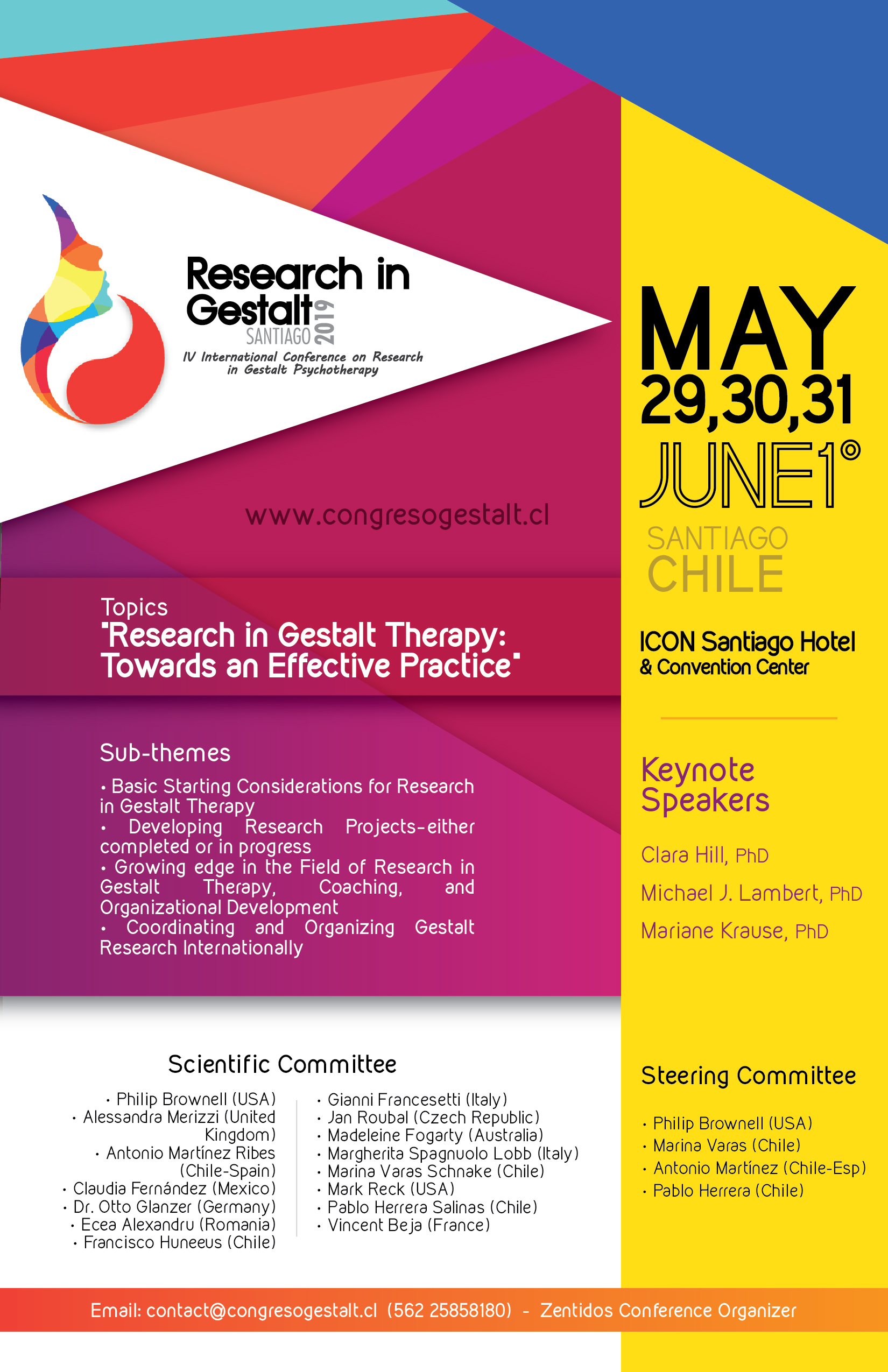 Research in Gestalt 2019