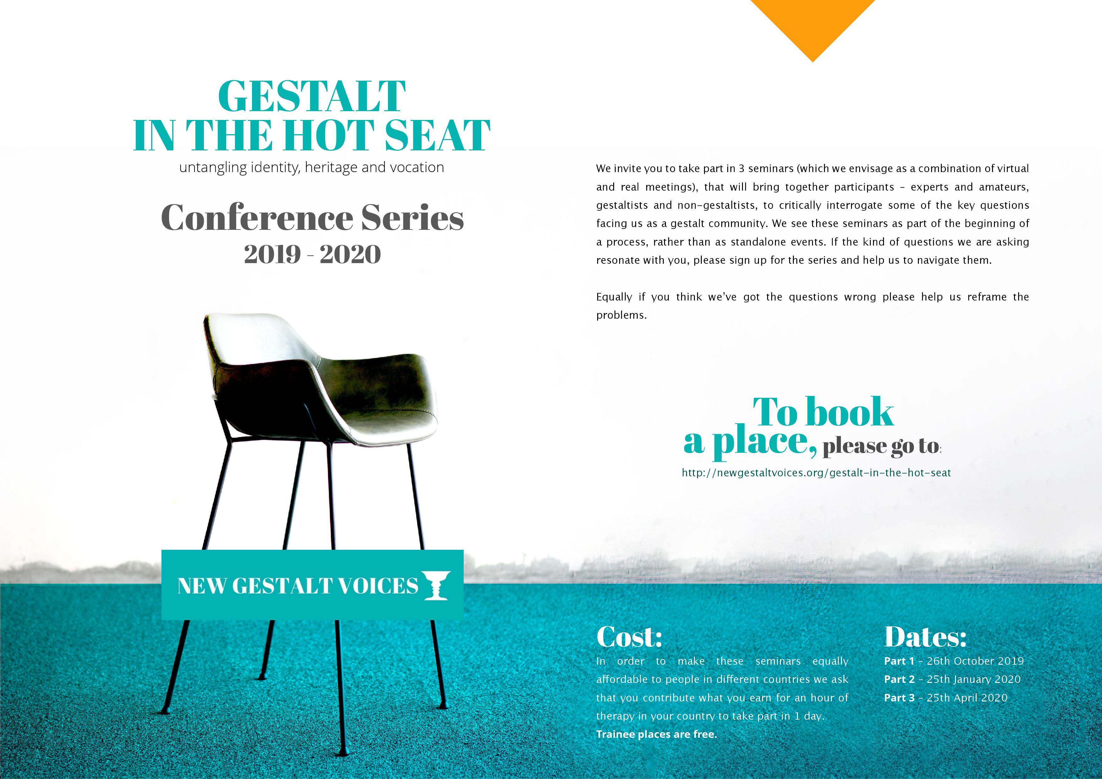 Gestalt in the hot seat