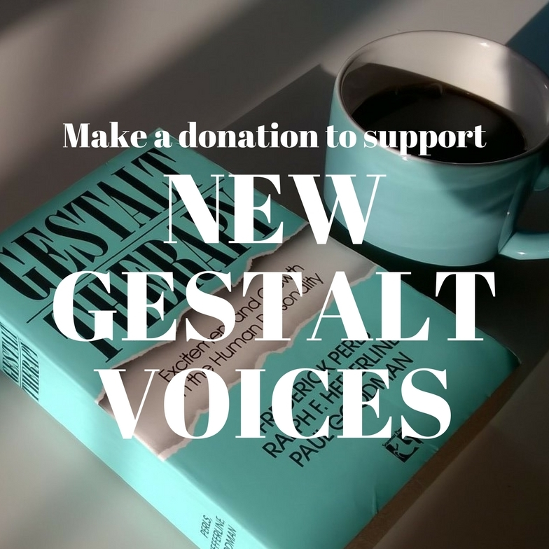 Donate to New Gestalt Voices