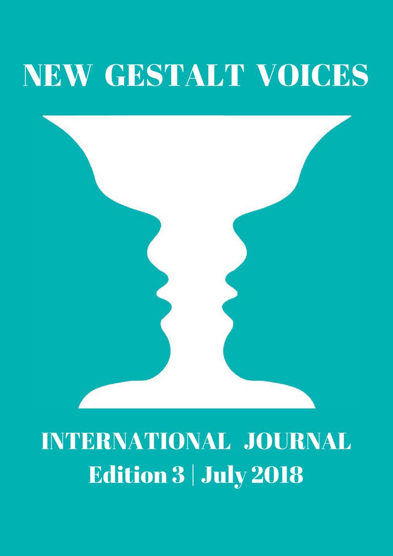 New Gestalt Voices Journal | Edition 3, July 2018