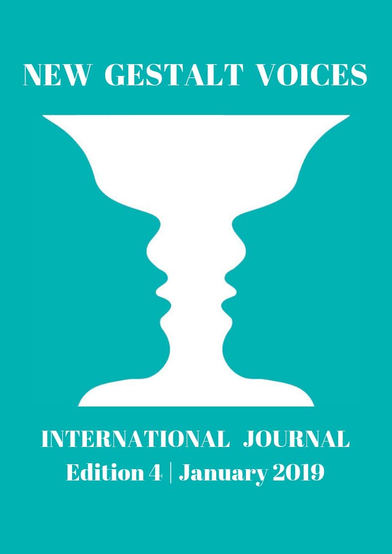 New Gestalt Voices   Edition 4, January 2019