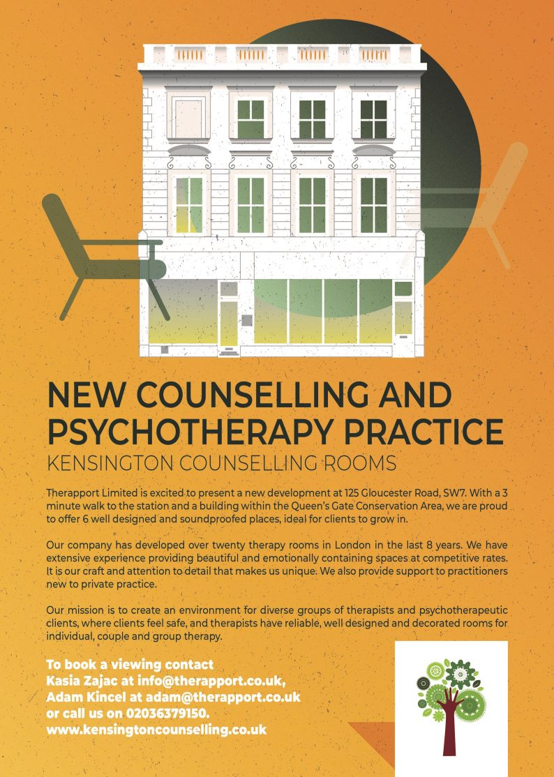 Kensington counselling rooms
