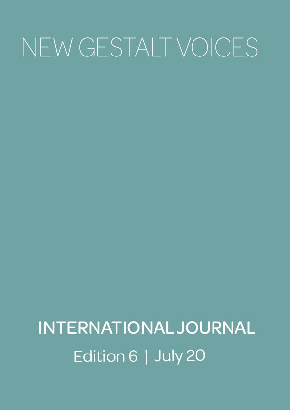 New Gestalt Voices Journal | Edition 6, July 2020